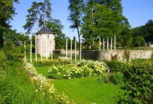 Parc du lycée Saint-Antoine Marcoussis