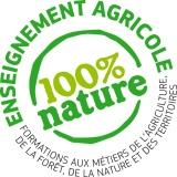 Label 100% nature