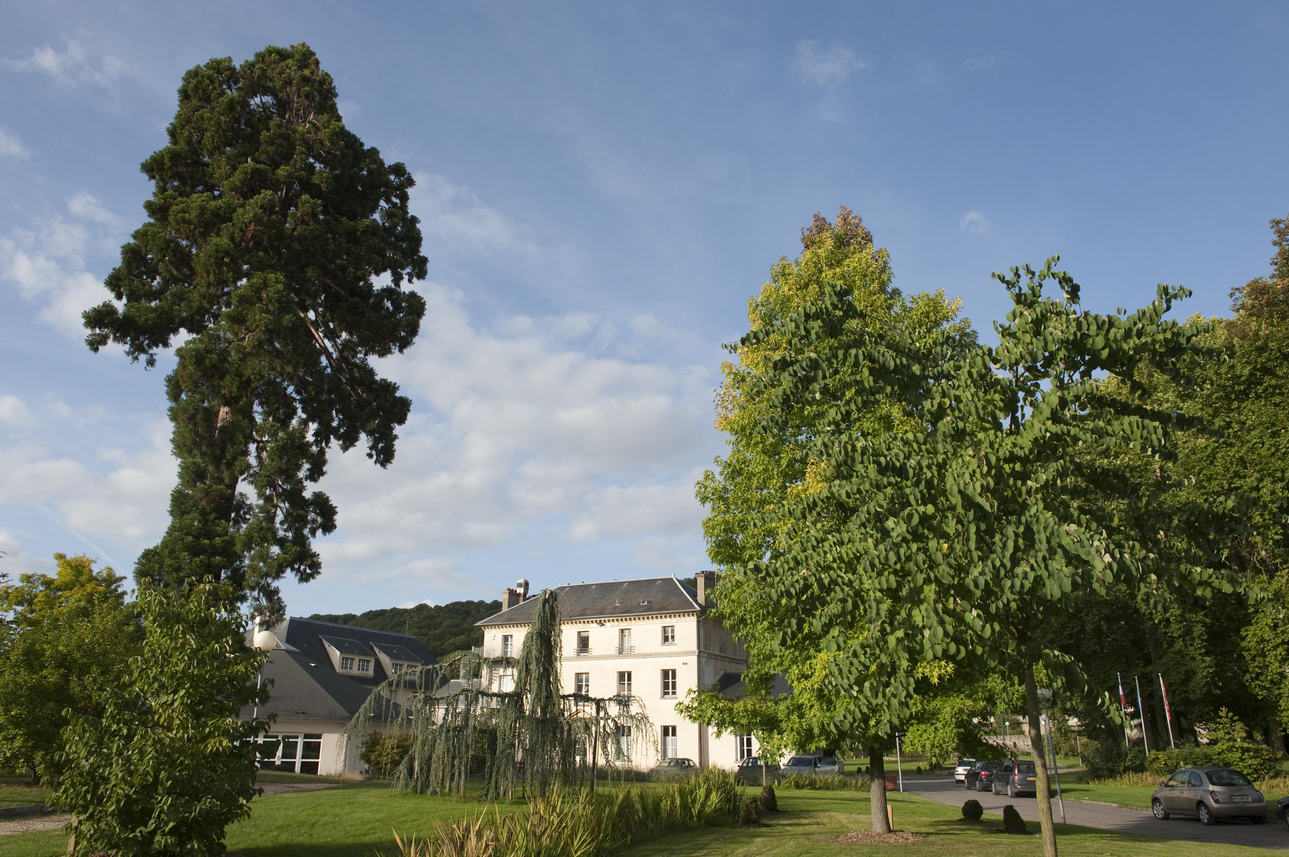 Lycée horticole St Antoine des Apprentis d'Auteuil à Marcoussis (91) le 15 septembre 2010
